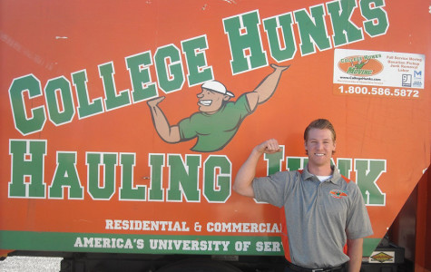 Hunks Hauling Junk move world one box at a time