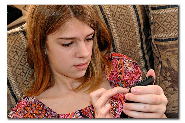Cell phone addiction is more than a concern