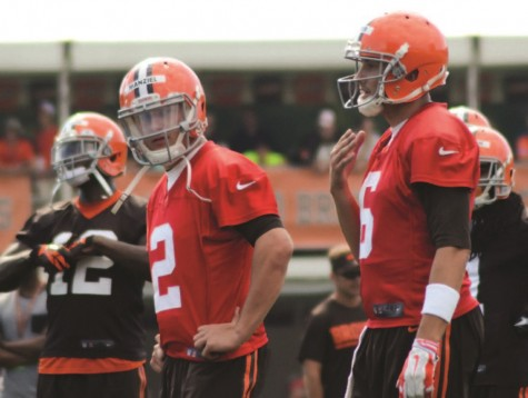 The downfall of Cleveland's Johnny Manziel
