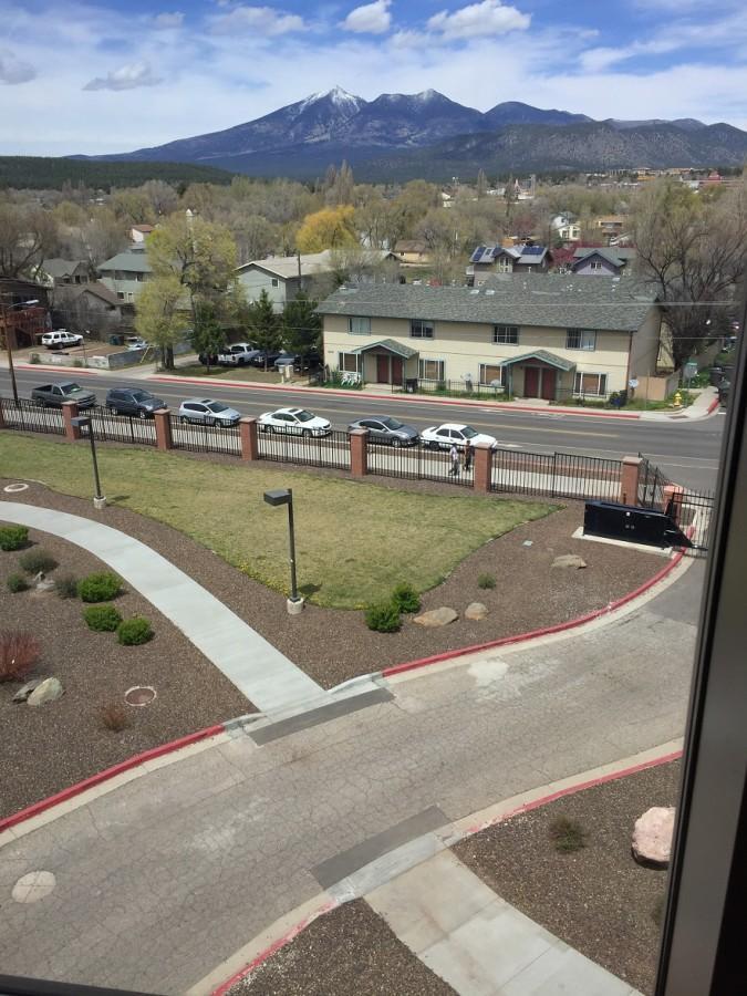 NAU student and witness recalls Oct. 9 shooting