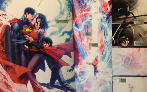 """""""Superman Reborn"""" finale brings an end to New 52"""