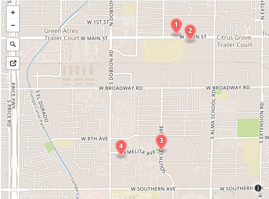 Ryan Giroux shot six people, killing one, at four locations in Mesa on March 18.