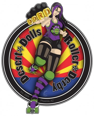 Local roller derby boosts women athletes