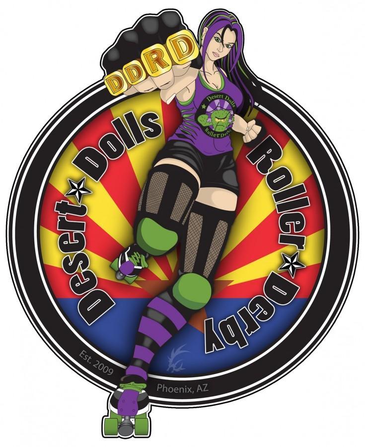 Local roller derby boosts women athletes