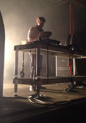 Jamie xx delights raucous Marquee Theatre crowd