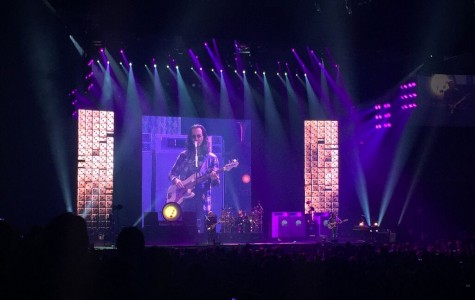 Rush rocks the Valley on R40 tour