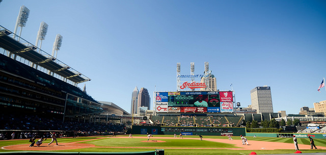 Progressive+Field+in+Cleveland%2C+OH+during+a+game+in+September+2014.+The+Cleveland+Indians%27+home+is+one+of+many+ballparks+plagued+by+attendance+issues+in+recent+years.
