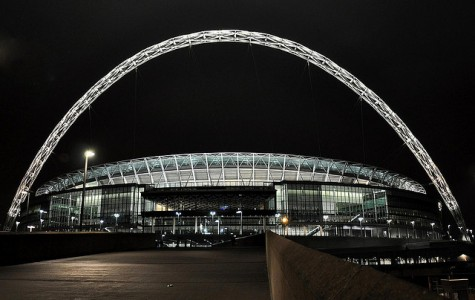 Wembley Stadium in London, England primarily serves as the home stadium for the England national soccer team.