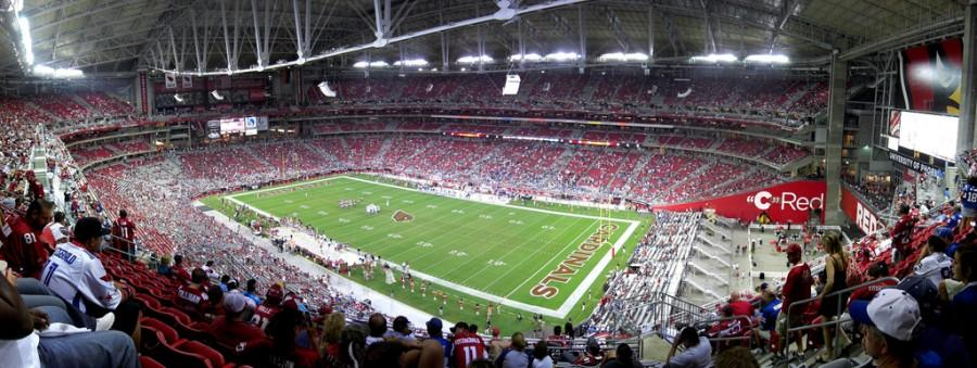 University+of+Phoenix+Stadium+has+served+as+the+Cardinals%27+home+since+2006.+It+has+also+hosted+Super+Bowls+and+college+football+championship+games%2C+among+other+events.