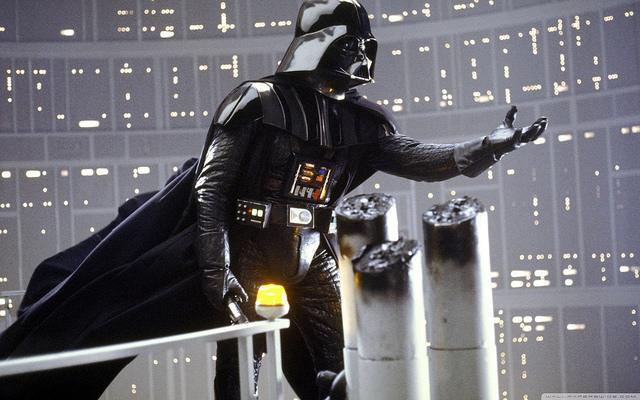 Darth+Vader+has+become+a+cultural+icon+and+symbol+of+the+Star+Wars+franchise.