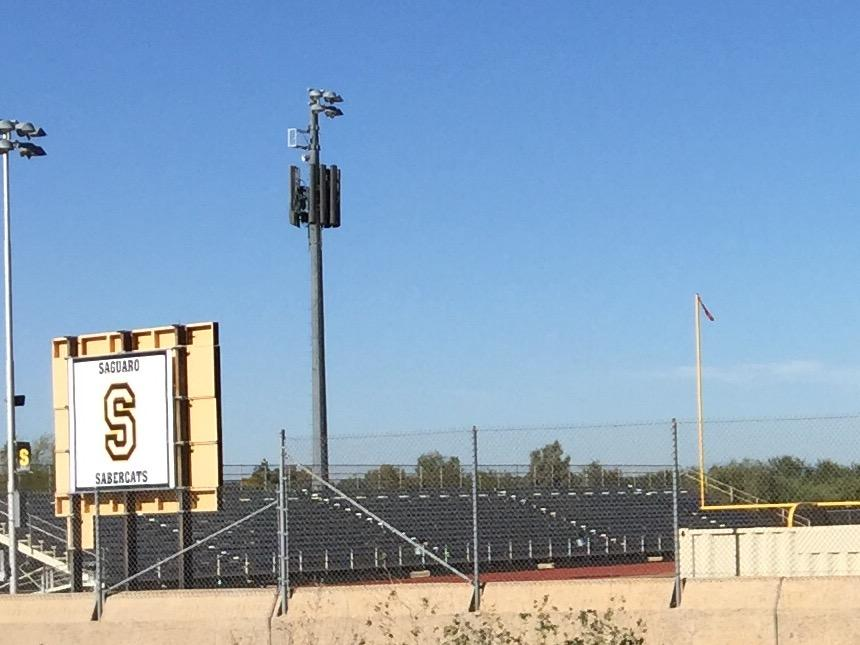 Saguaro High School in Scottsdale has hosted many great football teams over the years, and the Sabercats will play for an eighth championship in ten years on Sunday.