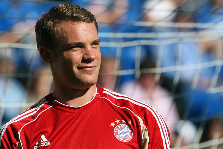 Bayern+Munich+goalkeeper+Manuel+Neuer+is+one+of+the+key+figures+in+this+year%27s+Champions+League+quarterfinals.