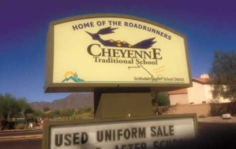 Cheyenne Traditional School is a K-8 school in Scottsdale and part of the Scottsdale Unified School District.