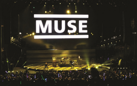 Muse, Gigwise's second-best live band of 2015, performs at the KROQ Weenie roost.