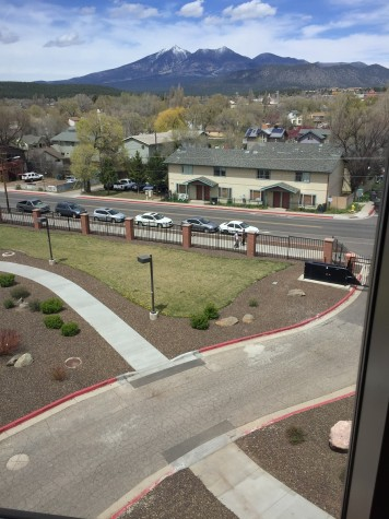 NAU student and witness recalls Oct. 9 shooting