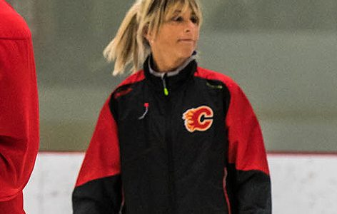 Coyotes hire first female coach in NHL history