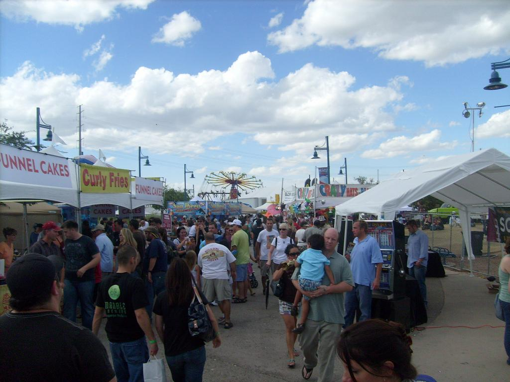 Four Peaks Oktoberfest has been held annually in Tempe since 1973.
