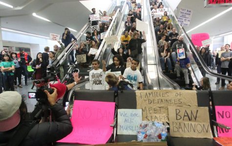 Trump's immigration ban stirs strong debate