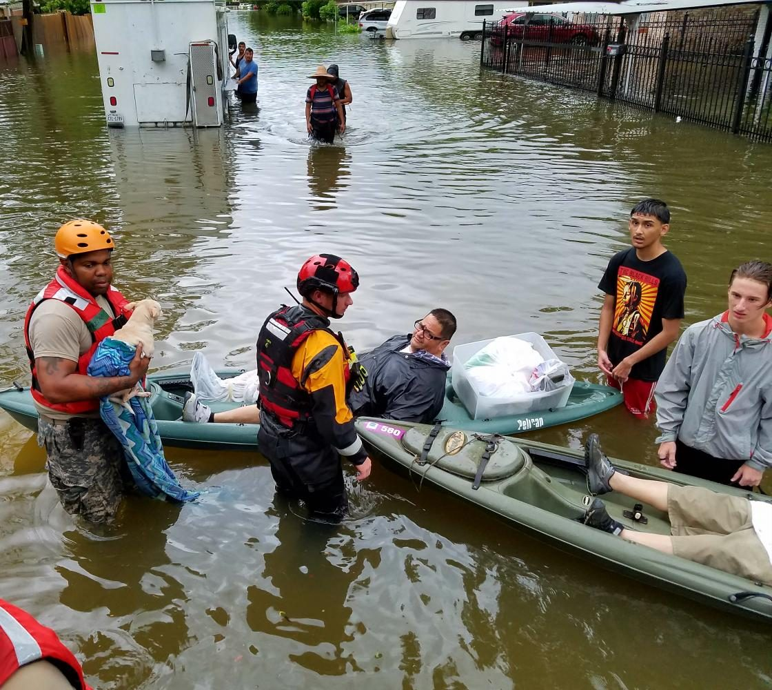 Texas+National+Guard+Soldiers+respond+to+the+aftermath+of+Hurricane+Harvey