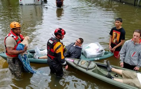 Hurricane Harvey brings out community alliance