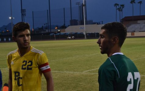 Bears dominate Artichokes men's soccer team