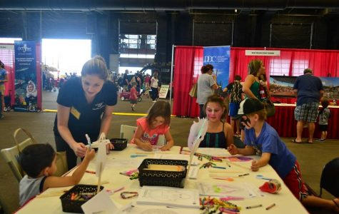The Children's Learning and Play Festival at West World