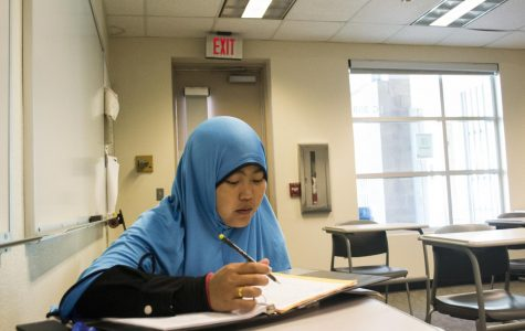 International student mothers accept challenge of new culture