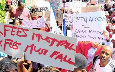 #FeesMustFall: The battle for free education in South Africa