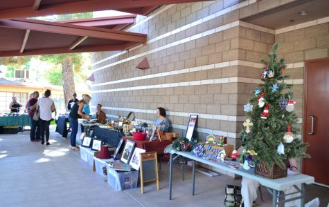 Local Holiday Boutique gets help from Scottsdale Community College students