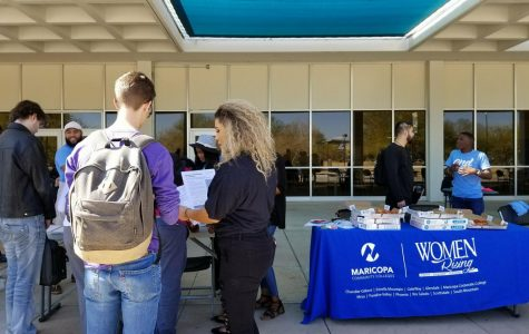 Scottsdale Community College raises awareness on human trafficking