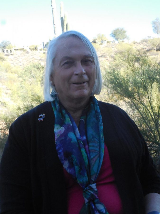 Arizona State Senate candidate Daria Lohman