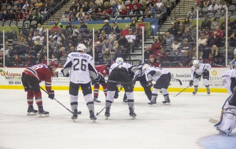 Tucson Roadrunners clinch spot in the Calder Cup Playoffs