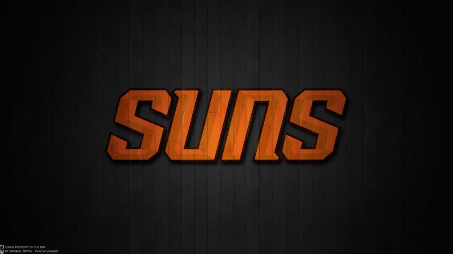 The+Phoenix+Suns+logo+in+2013