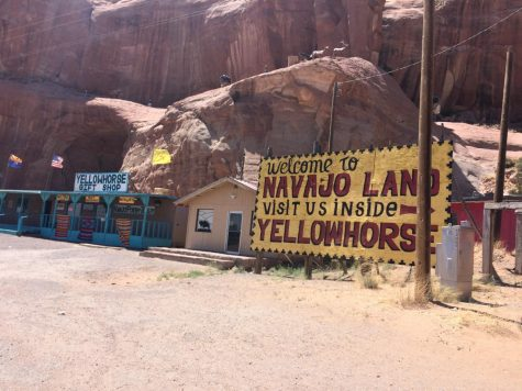 Chief Yellow Horse's Trading Post