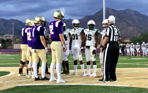 Notre Dame Prep High School beats Sunnyslope in football home opener