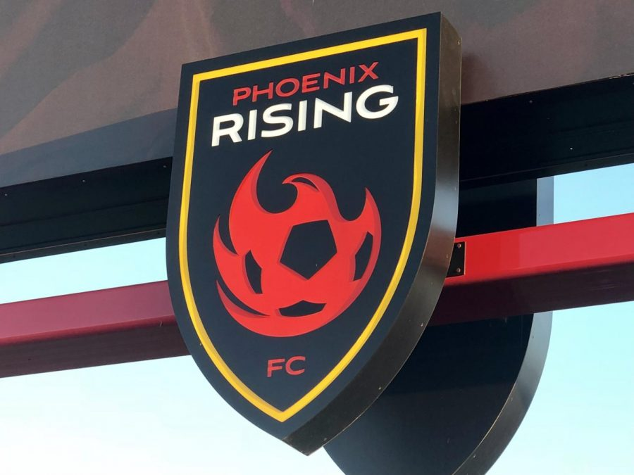 Rising are back home after a two game road trip.