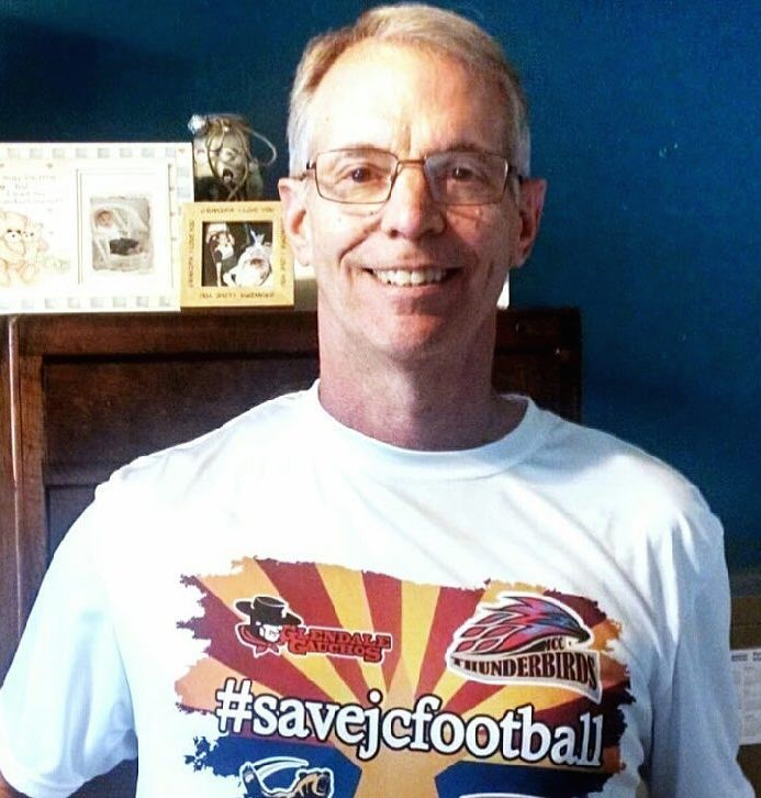Former+Glendale+CC+football+coach+claims+new+Maricopa+governing+board+members+key+to+saving+football