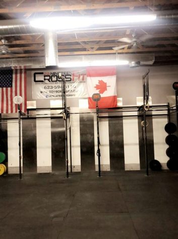 A firsthand CrossFit training experience