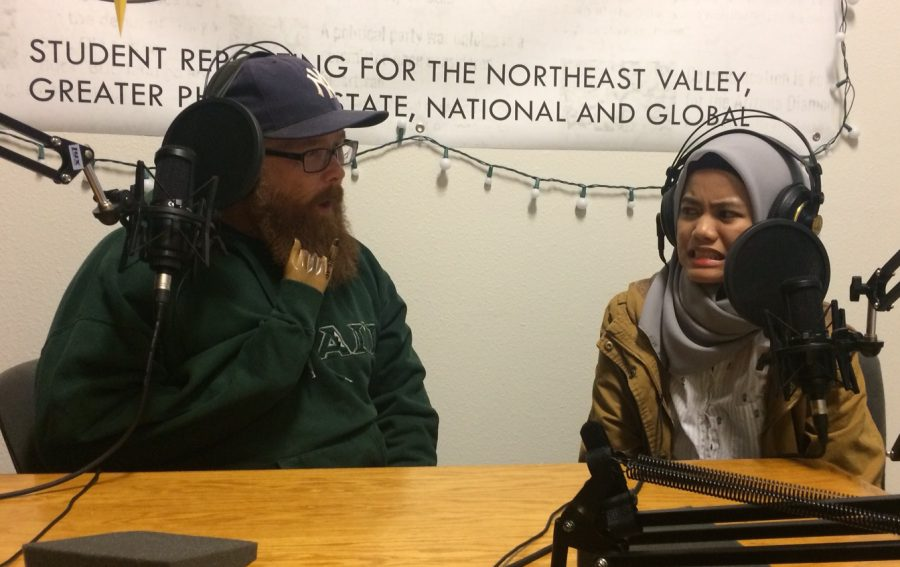 Donovan Krah and Mita Andary talk travel.