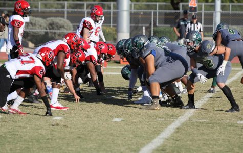 Artichokes beat rival Glendale, Gauchos 44-17 in final game of regular season