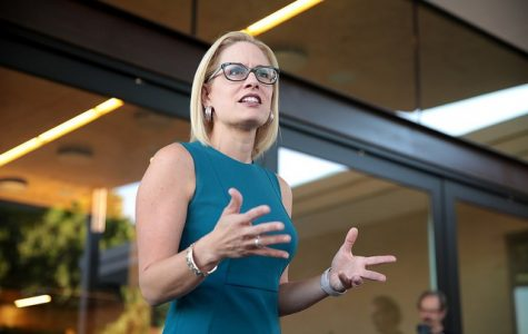 Sinema wins Arizona senate race flipping second GOP seat