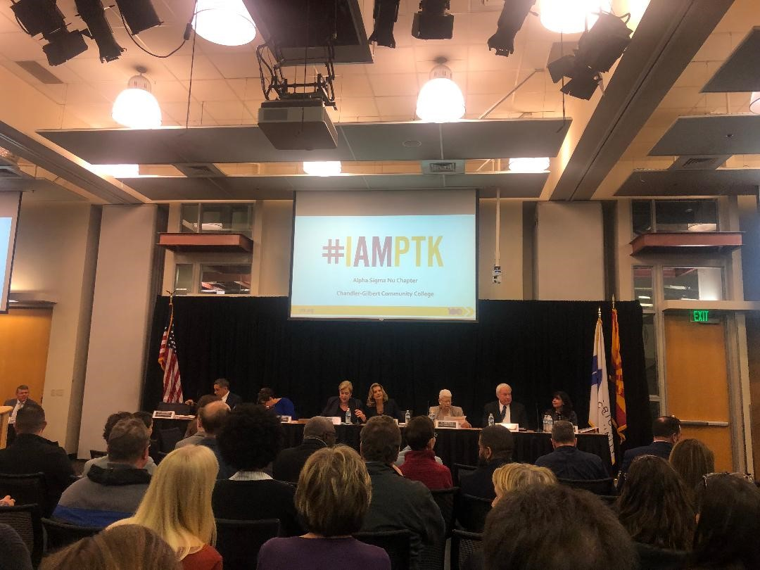 Jan. 22 MCCCD Governing Board Meeting