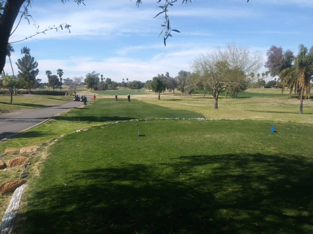 Hillcrest Golf Course, SCC's home course
