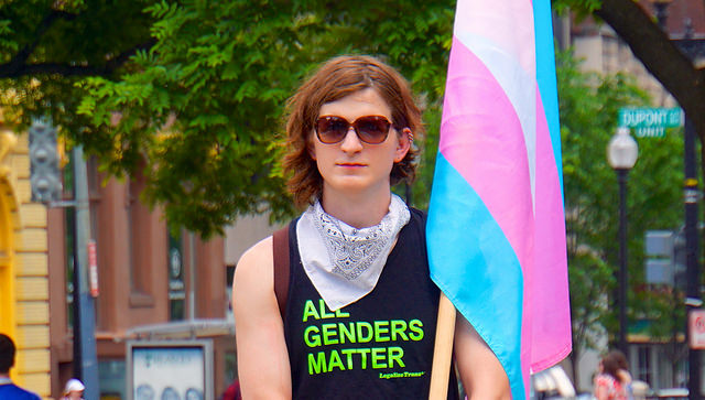 Trans+Solidarity+Rally+and+March+in+Washington+DC