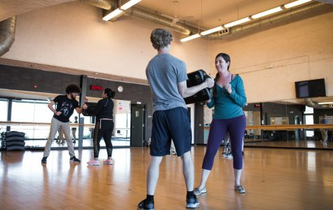 Krav Maga, a highly successful self-defense skill offered at Scottsdale Community College