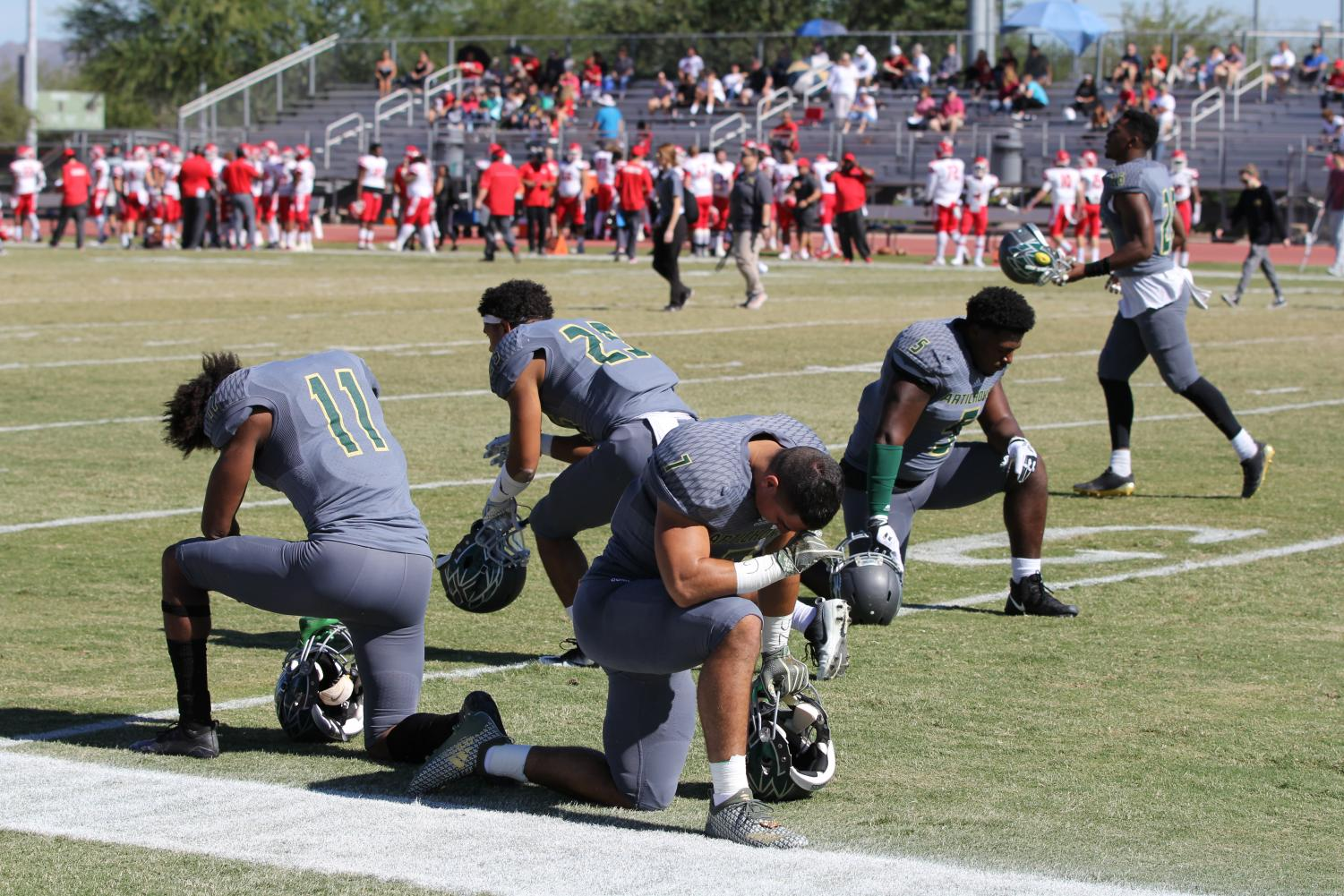 Scottsdale Community College Football Players Fall 2018