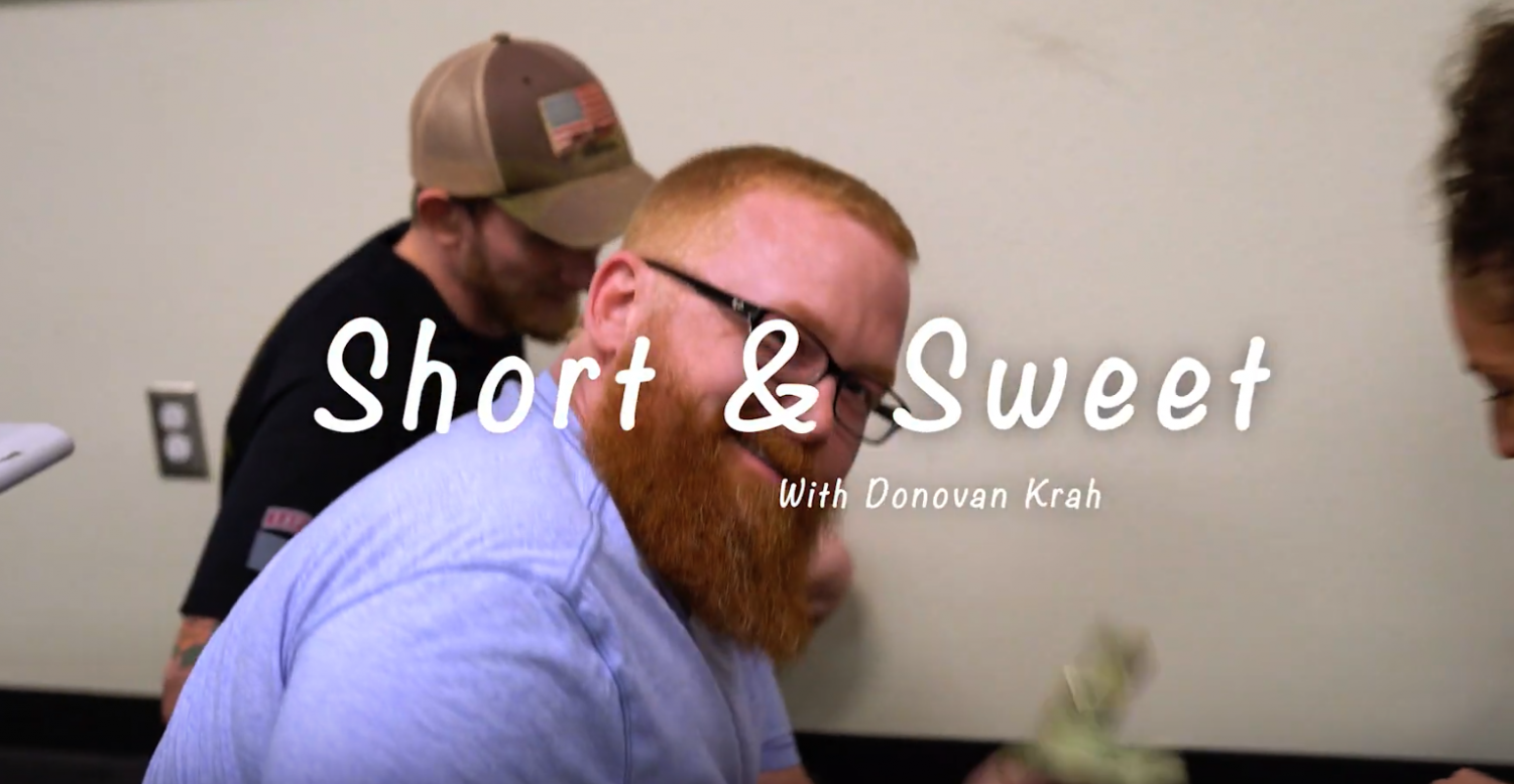 Intro to Short & Sweet