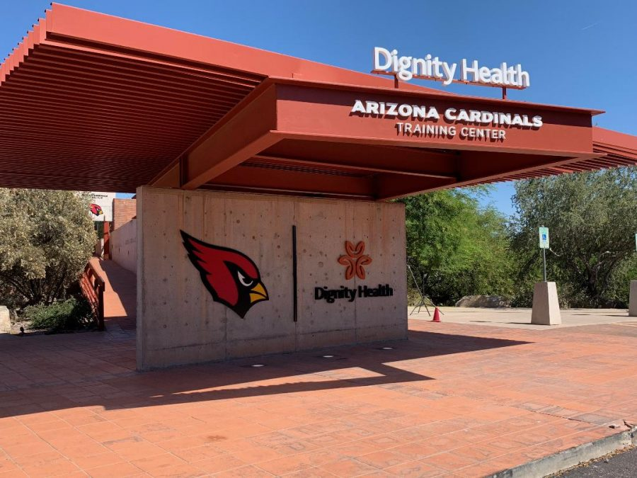 Arizona+Cardinals+Training+Center