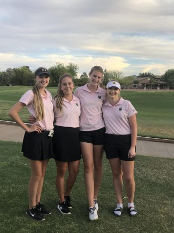 SCC Women's Golf team, young roster, impressive talent
