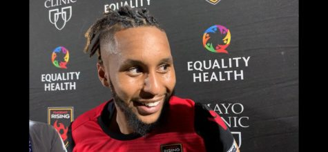 Phoenix Rising unable to defeat Sacramento Republic losing 3-1